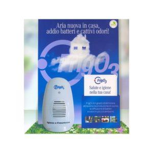 FrigO3 - sanificatore ad ozono per piccoli ambienti