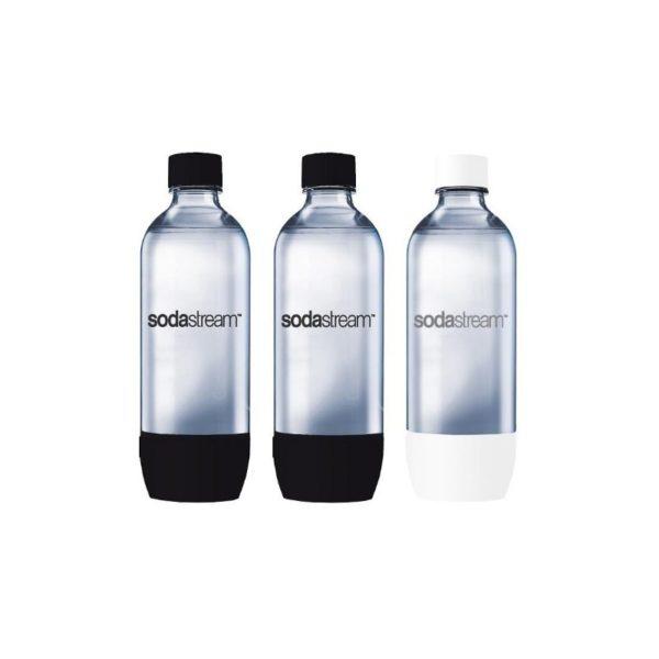 Bottiglie in plastica (tripack) universale Sodastream